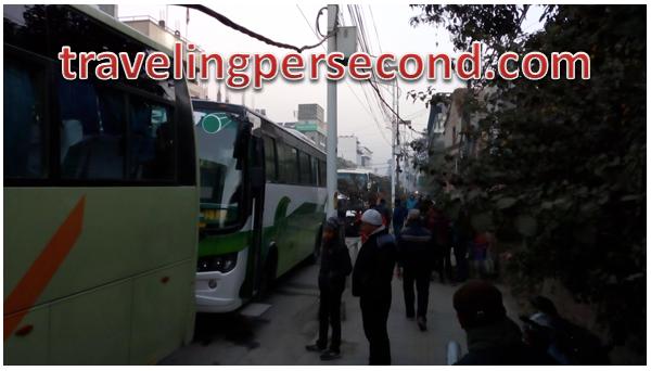 Bus di Kantipath2