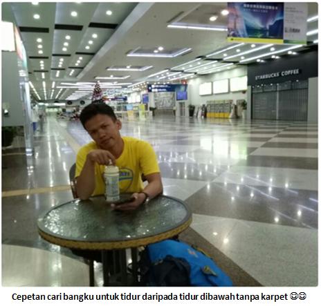 Lobby bandara