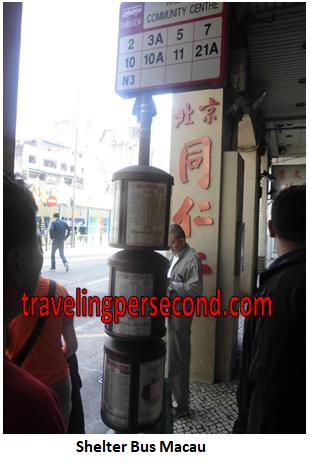 Shelter Bus Macau