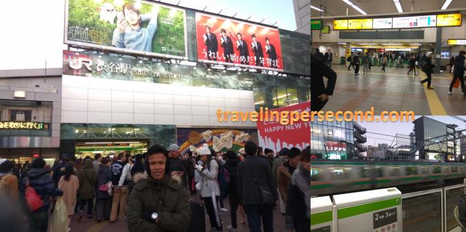 Shibuya Station2