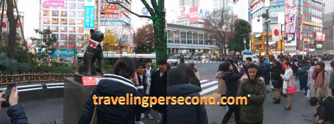 Shibuya Tourism