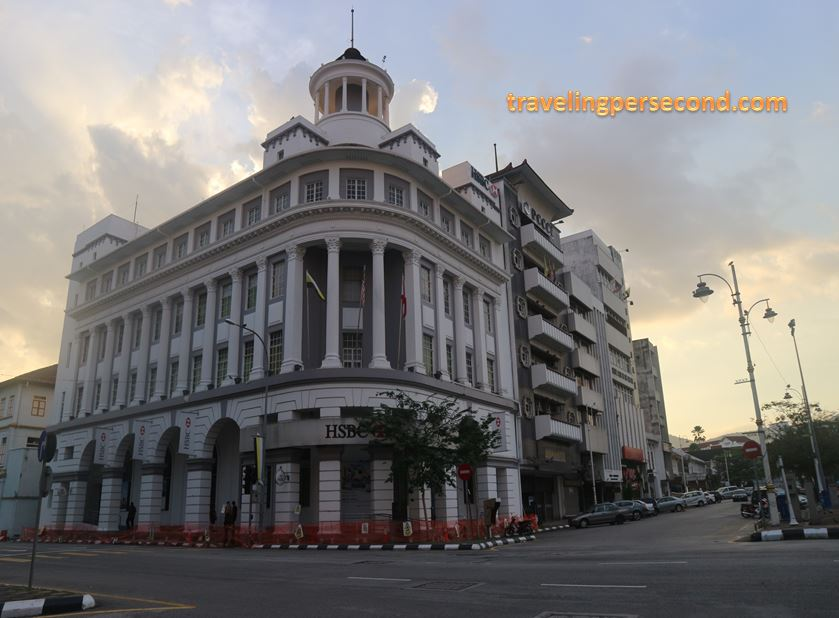 Tourist Attraction in Ipoh, Malaysia